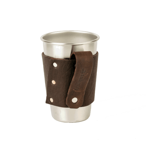 Kan Cup & Leather Sleeve