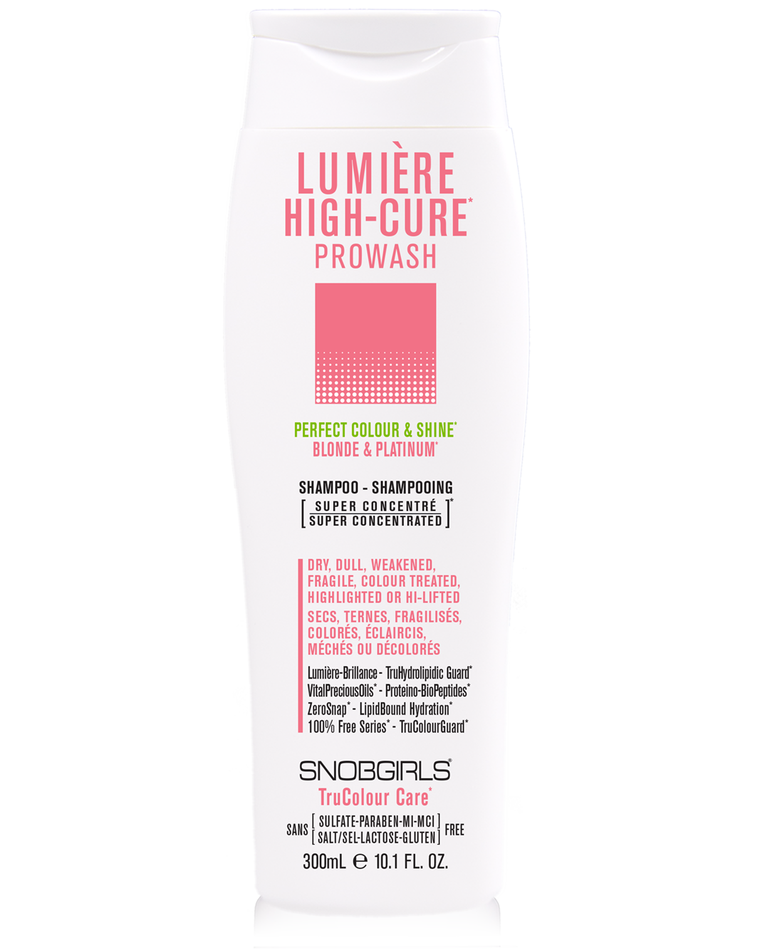 GIFT SETS- 6 X  Trio LUMIERE HIGH-CURE Perfect Colour & Shine  + Duo Liters - SNOBGIRLS.com