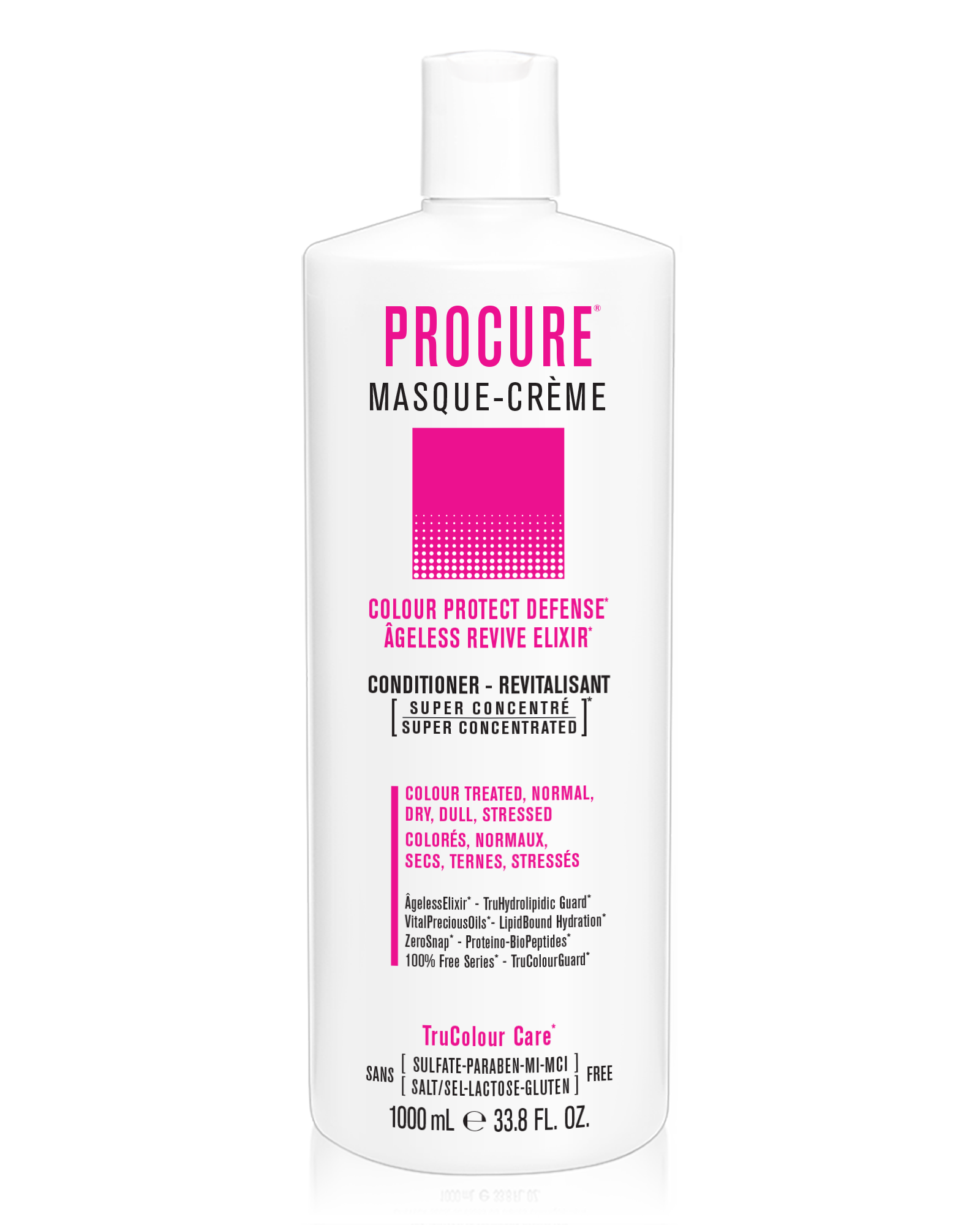 PROCURE Colour Protect Defense Masque-Creme (conditioner) - SNOBGIRLS Canada