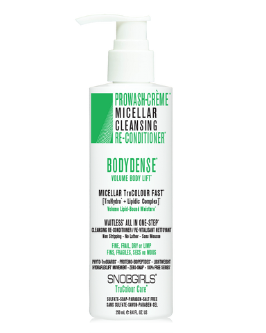 BODYDENSE PROWASH-CRÈME MICELLAR CLEANSING RE-CONDITIONER*
