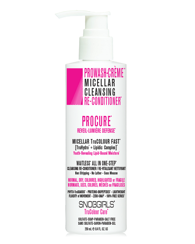 PROCURE PROWASH-CRÈME MICELLAR CLEANSING RE-CONDITIONER*