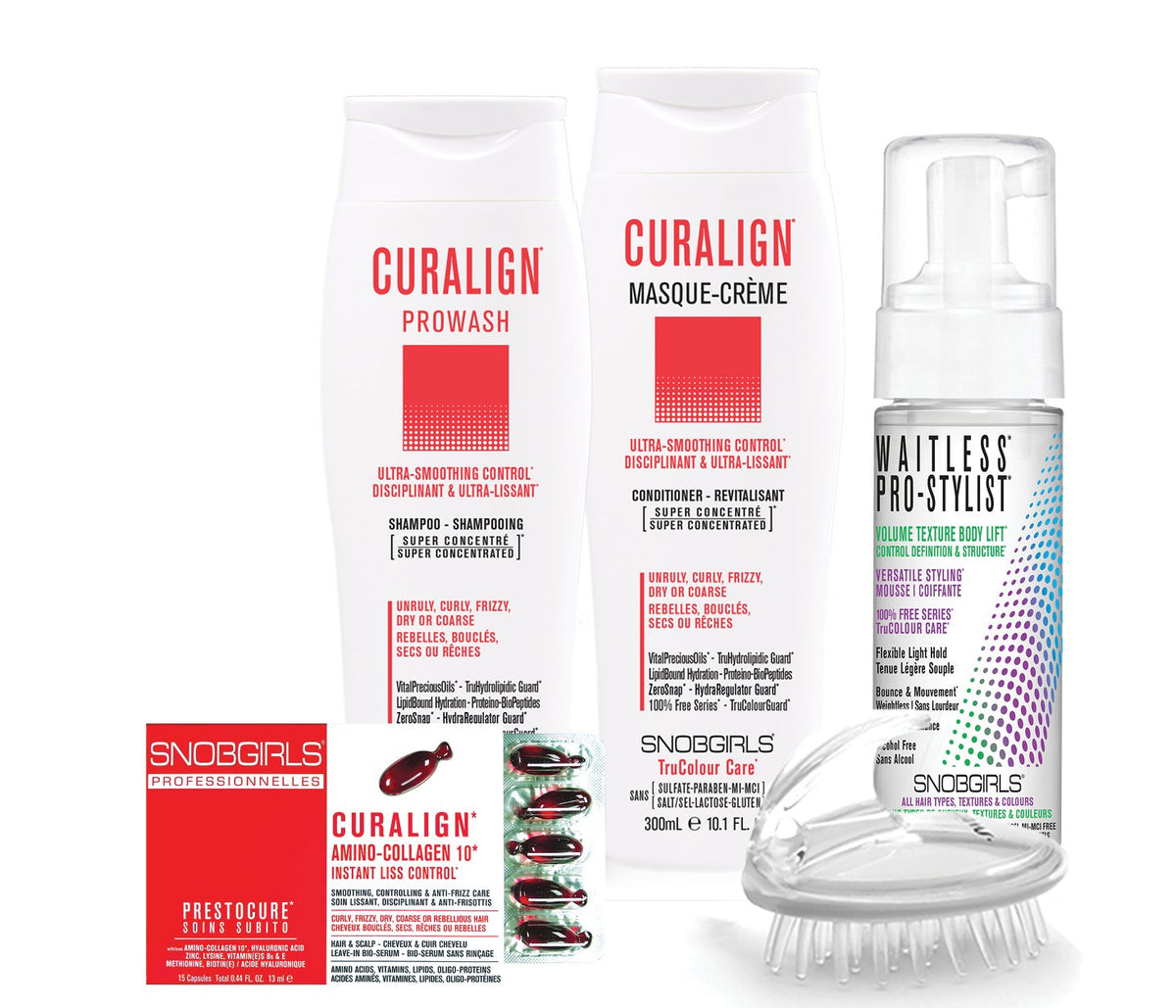 CURALIGN BOX ULTRA-SMOOTHING CONTROL Bundle - SNOBGIRLS Canada