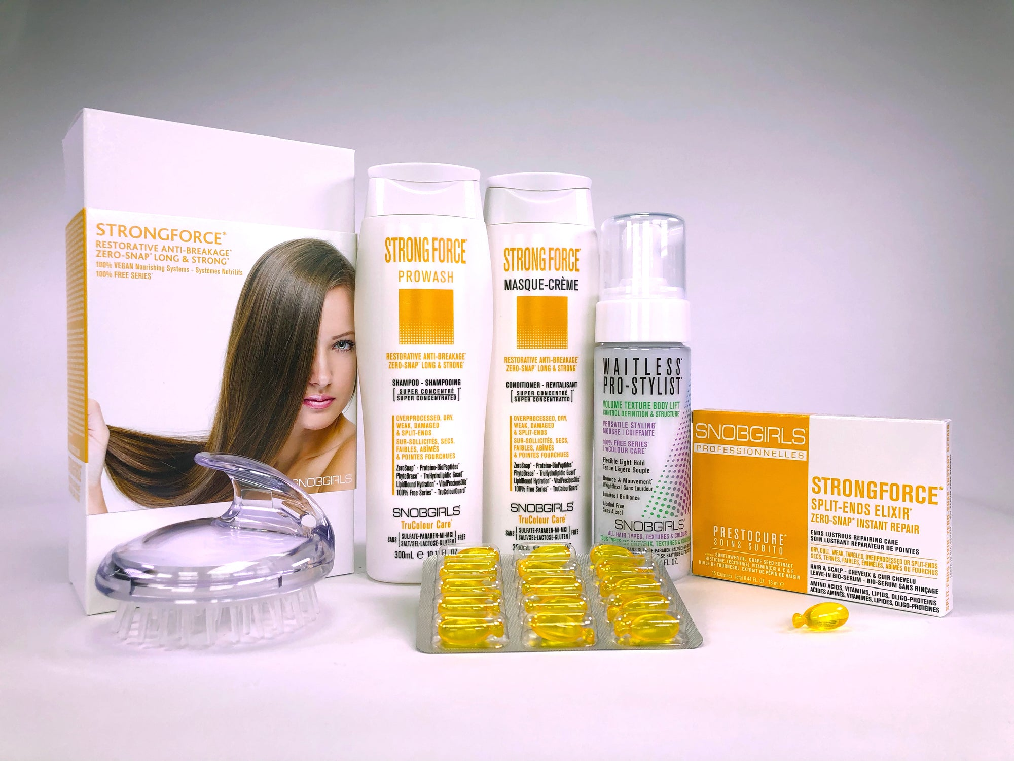 STRONGFORCE BOX RESTORATIVE ANTI-BREAKAGE Bundle - SNOBGIRLS Canada