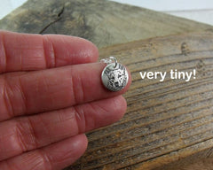 Tiny Heeler Necklace or Australian Cattle Dog