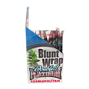 Double Platinum Cosmopolitan Flavored Cigar Wraps