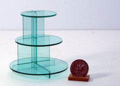 3 Level Art Deco Table