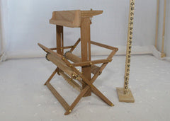 Miniature Floor Loom