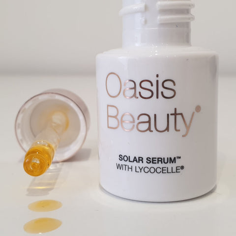 solar serum for sun damage