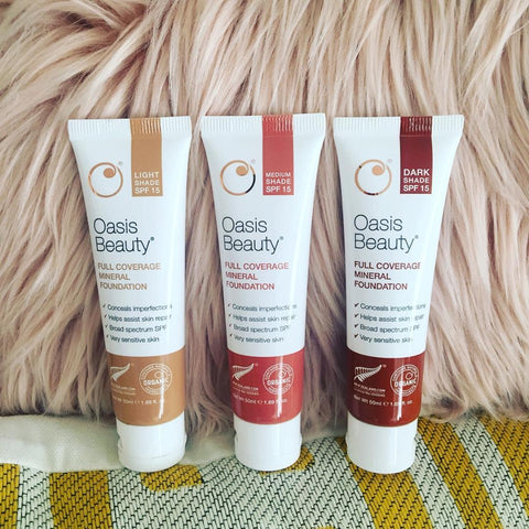 Ready, Set, Go   Makeup In Minutes - Oasis Beauty NZ