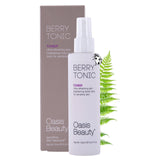 "Skin Brightening ""Berry Tonic"" Facial Toner with Ladybug"