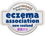 The Hydrator by Oasis Beauty is Approved by the Eczema Association of New Zealand