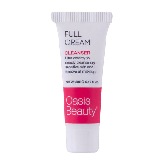 Full Cream Luxury Facial Cleanser by Oasis Beauty New Zealand