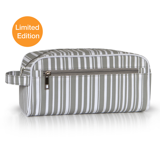Striped Toiletry Bag (Limited Edition)