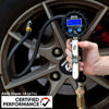 FlowPro™ 2.0 Digital Tire Inflator with Pressure Gauge - 200 PSI