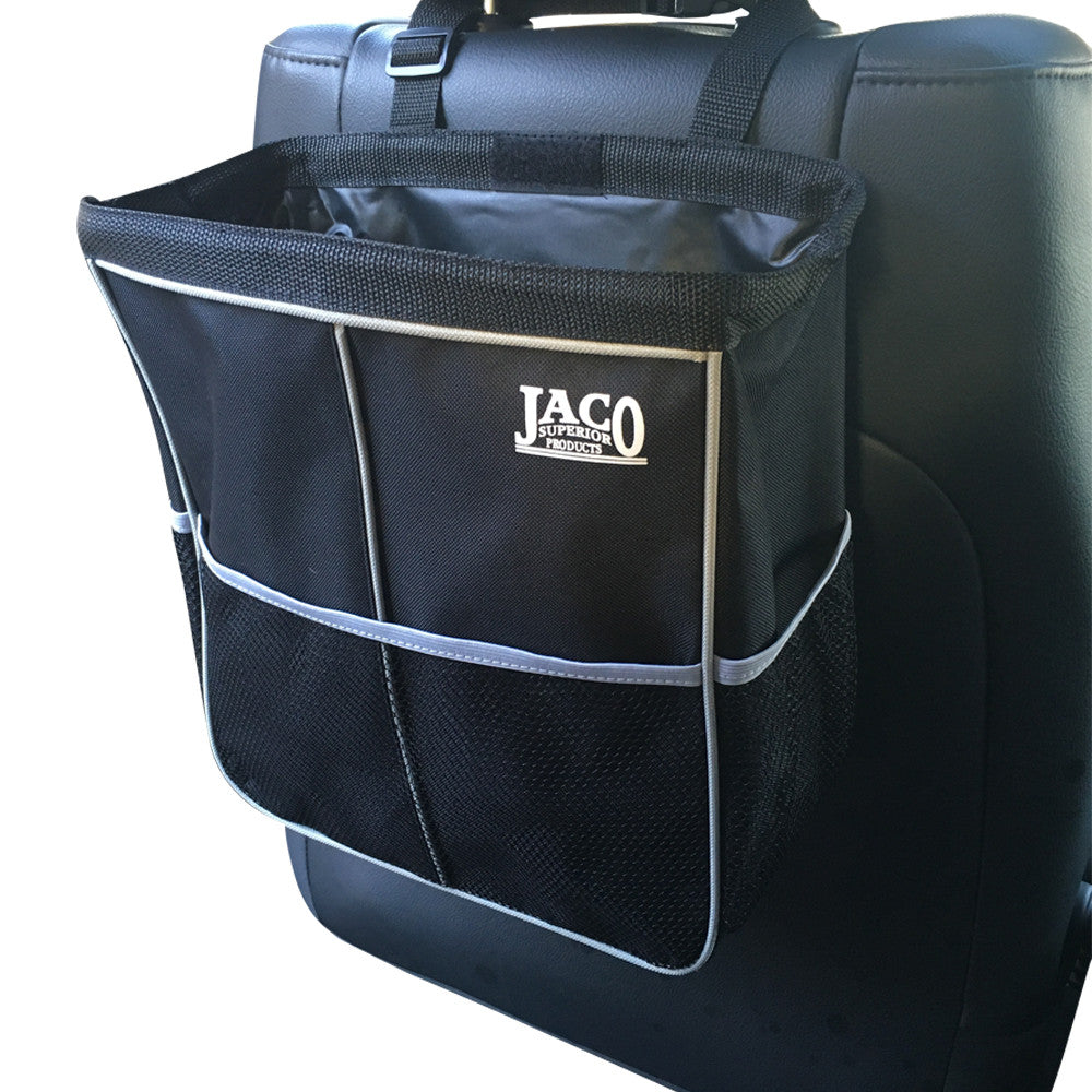 TrashPro™ Car Trash Can - Premium Leakproof Garbage/Litter Organizer Bag