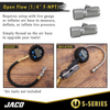 "Lightning™ Tire Air Chuck (S-Series) | Open Flow, 1/4"" F-NPT (2 Pack)"