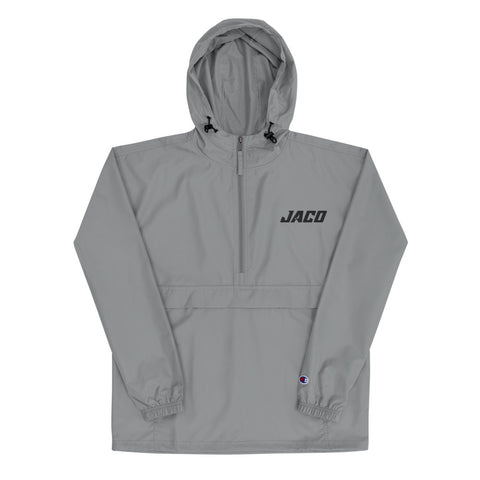 Windbreaker Jacket (Storm Gray)