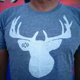 Stag Horn (day) T-Shirt – Men's