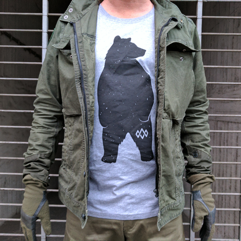 Berlin Bear T-Shirt – Men's