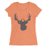 Elk women's short sleeve t-shirt