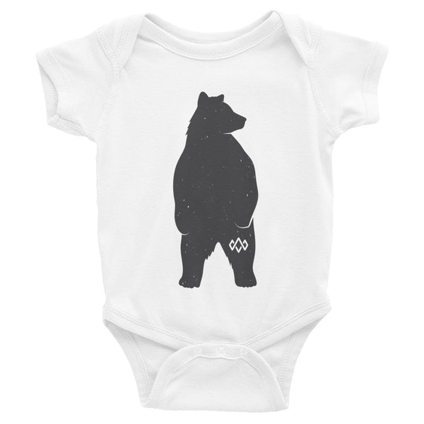 Bear Cub infant bodysuit