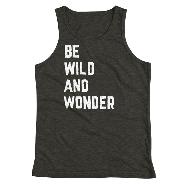 Wild One youth tank top