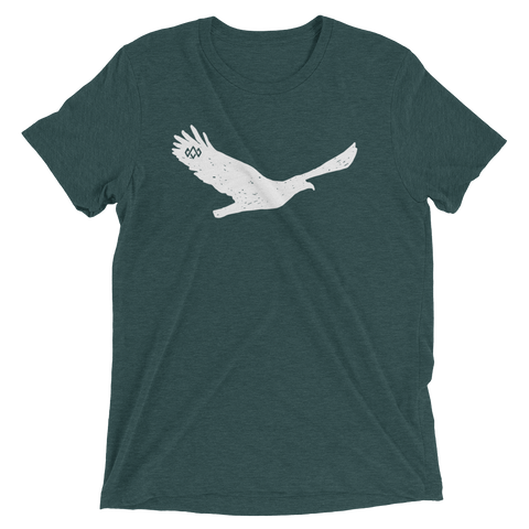 White Eagle short sleeve t-shirt