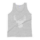 White Elk unisex tank top