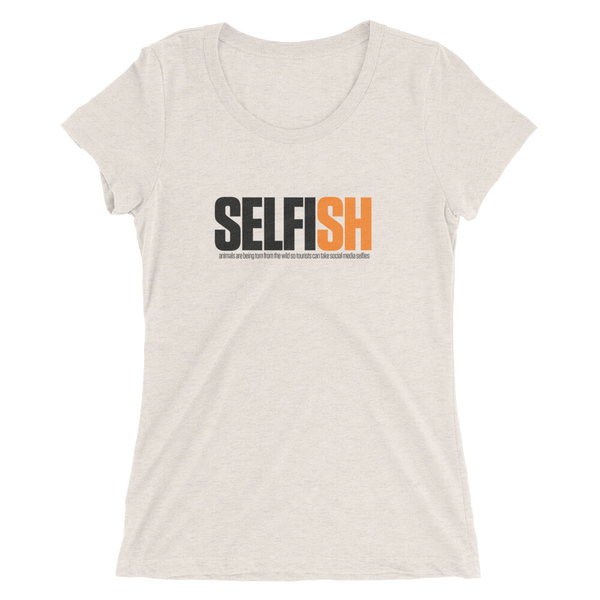 SELFI Ladies' short sleeve t-shirt