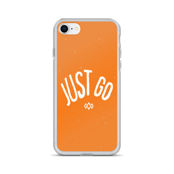 iPhone Just Go Case