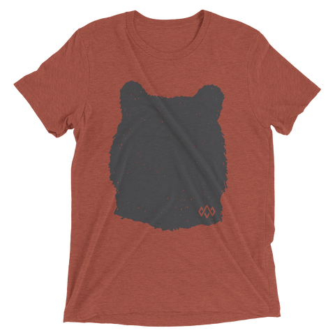 Bear Face short sleeve t-shirt