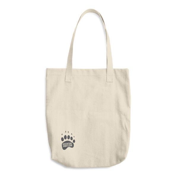 Berlin Bear cotton tote bag