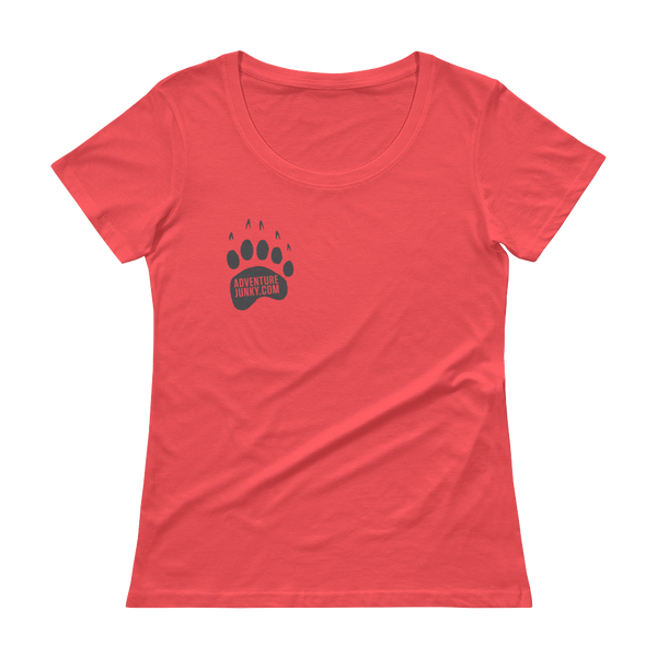 Bear Paw women's scoopneck t-shirt