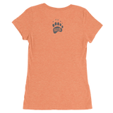BEAR WOMEN'S SHORT SLEEVE T-SHIRT
