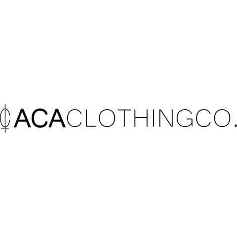 ACACLOTHINGCO Sticker