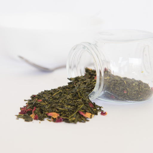 Rose Green Sencha