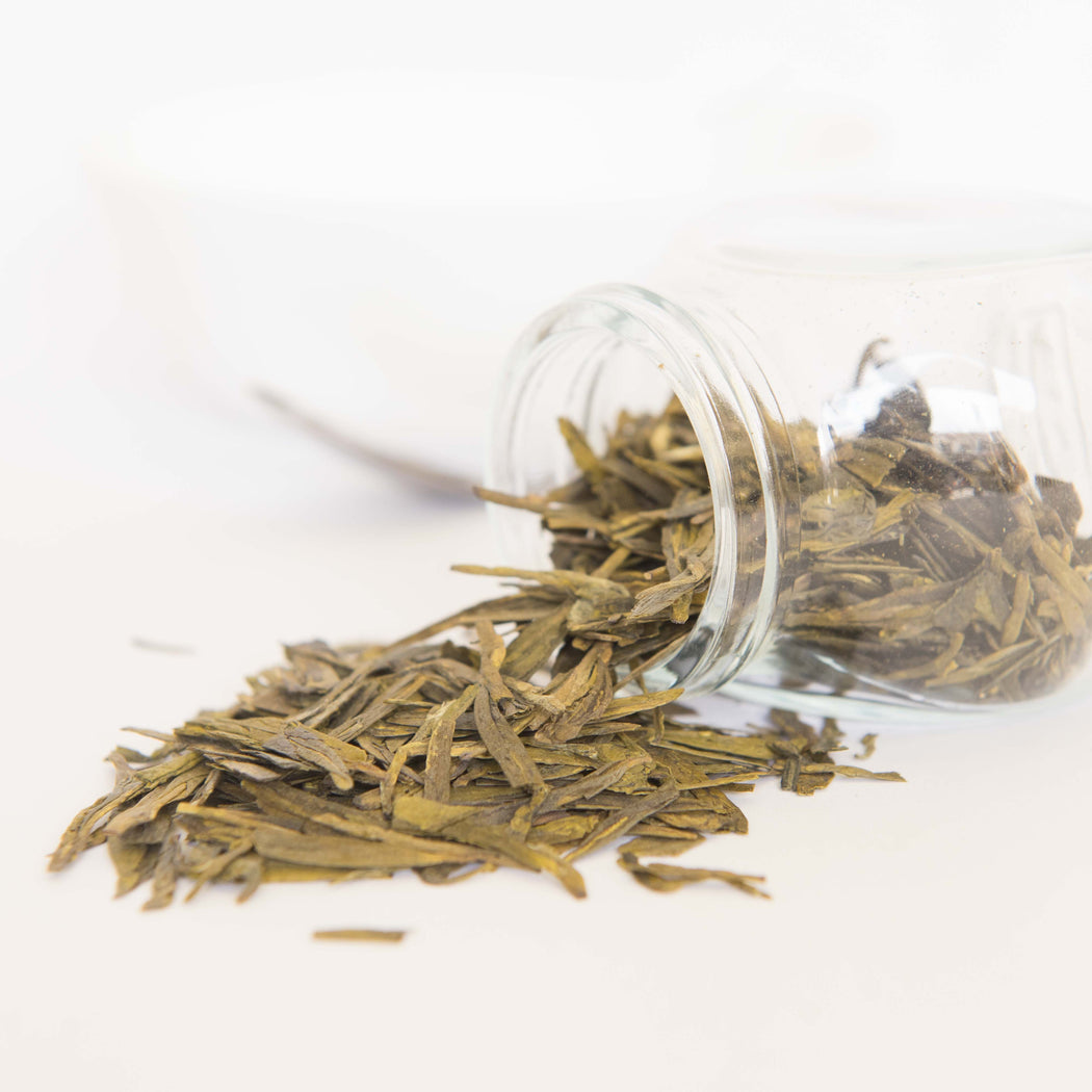 Imperial Long Jing Green Tea