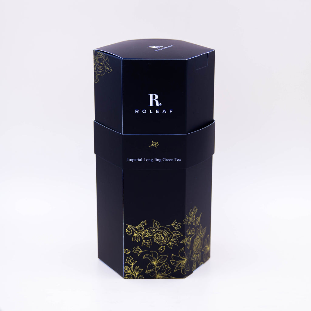 Imperial Long Jing Green Tea - Roleaf Sdn Bhd