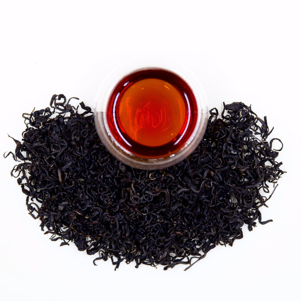 roleaf keemun black tea