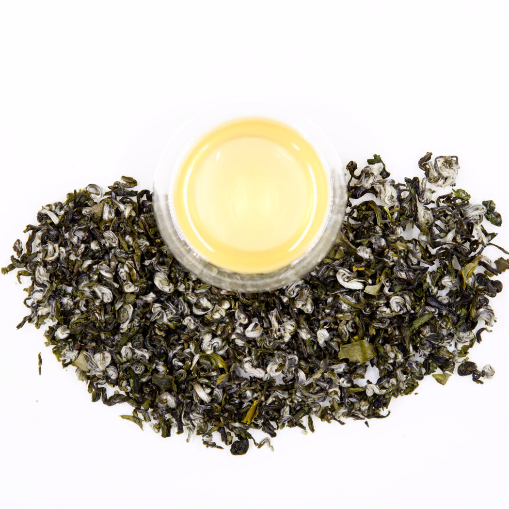 roleaf imperial pi luo chun green tea