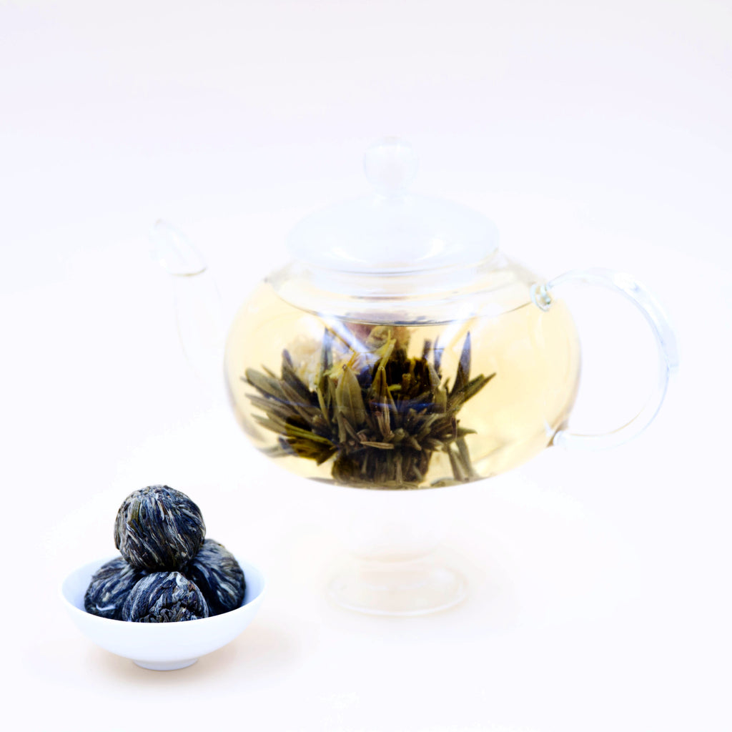 roleaf riches & wealth blooming tea