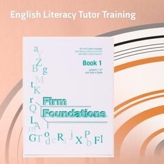 English Literacy Tutor Training (Online Course)