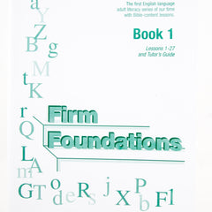 Firm Foundations: Book 1 (Digital Download)