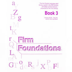Firm Foundations: Book 3 (Digital Download)