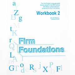 Firm Foundations: Workbook 2