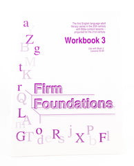 Firm Foundations: Workbook 3 (Digital Download)