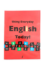 Using Everyday English Book 1: Today! (Digital Download)