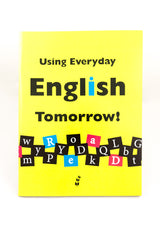 Using Everyday English Book 3: Tomorrow! (Digital Download)
