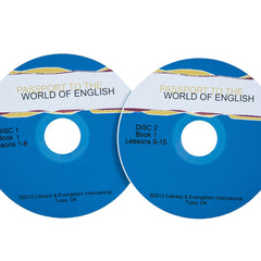 PASSPORT TO THE WORLD OF ENGLISH BOOK 1: LET'S GET STARTED AUDIO (MP3 Download)
