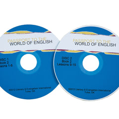 Passport to the World of English Book 2: Spelling & Grammar Audio (MP3 Download)